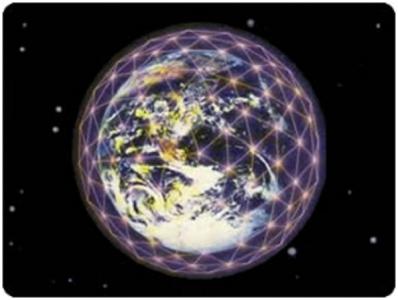 Rede Axiatonal da Terra